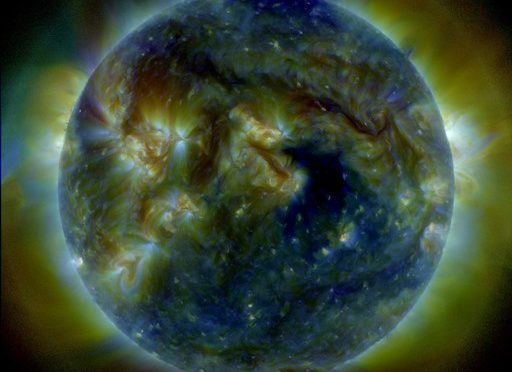 Solar wind prediction